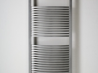 Aman Curvo Towel Warmer Interior Design Marbella