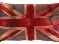 Vivienne Westwood vw flag cushion, soft furnishings, Marbella