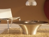Alien side table - available in Marbella
