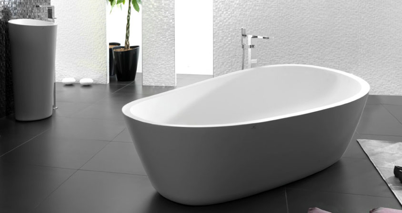 modern designer baths available in marbella