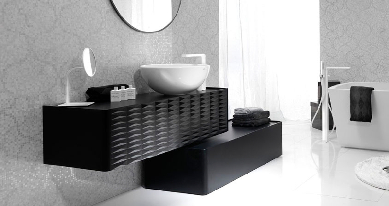 Modern Designer Bathroom Furniture Available In Marbella