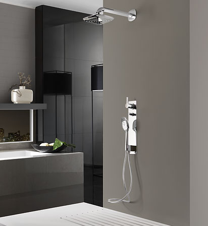 Images of designer bathrooms - Interior Design Marbella Modern Designer Showers