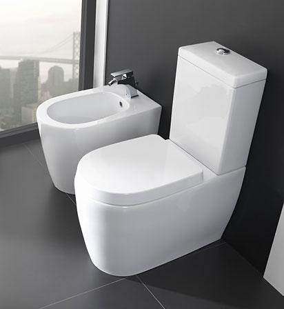 Modern Bathroom Toilets Marbella 2