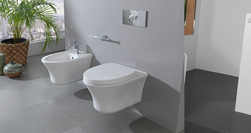 Modern Bathroom Toilets Marbella
