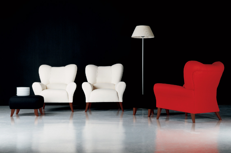 Interior Design Marbella Contract Armchairs