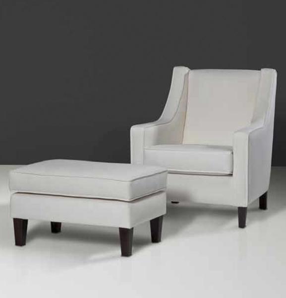 interior design marbella | classic custom covered chairs