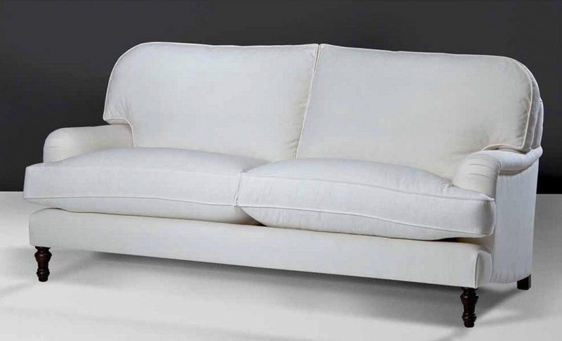 Interior design marbella classic custom covered sofas - Sofas clasicos ...