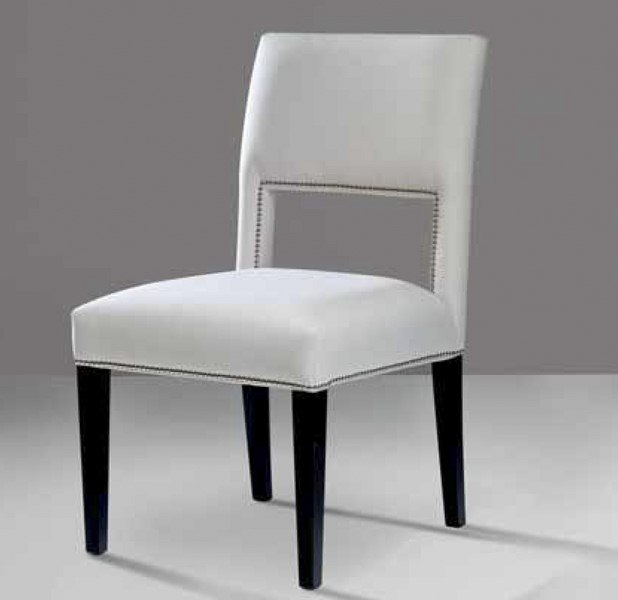Interior Design Marbella MODERN BESPOKE COVERED DINING CHAIRS