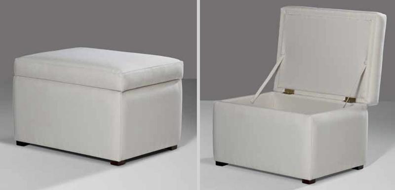 Interior design marbella modern bespoke covered pouffes - Sofas bonitos ...
