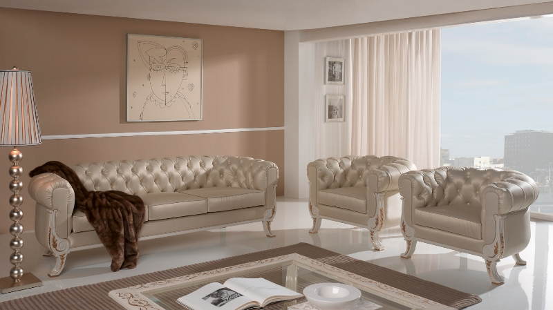 Sofas traditional interior design marbella traditional - Interior design marbella ...