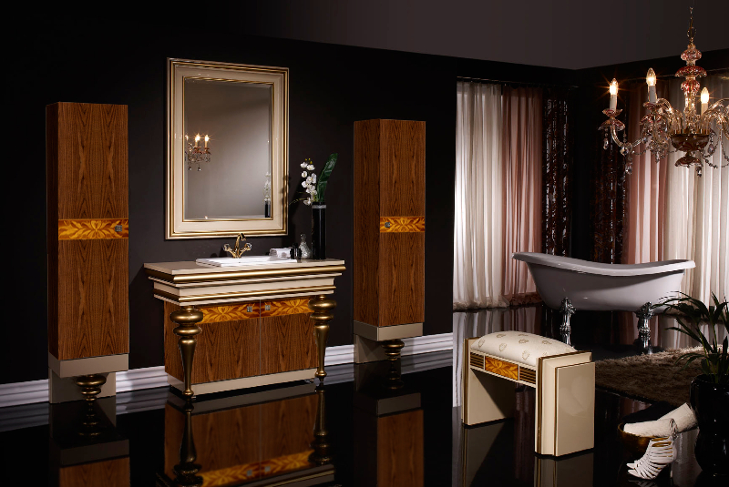 Interior design marbella traditional bathroom furniture - Interior design marbella ...