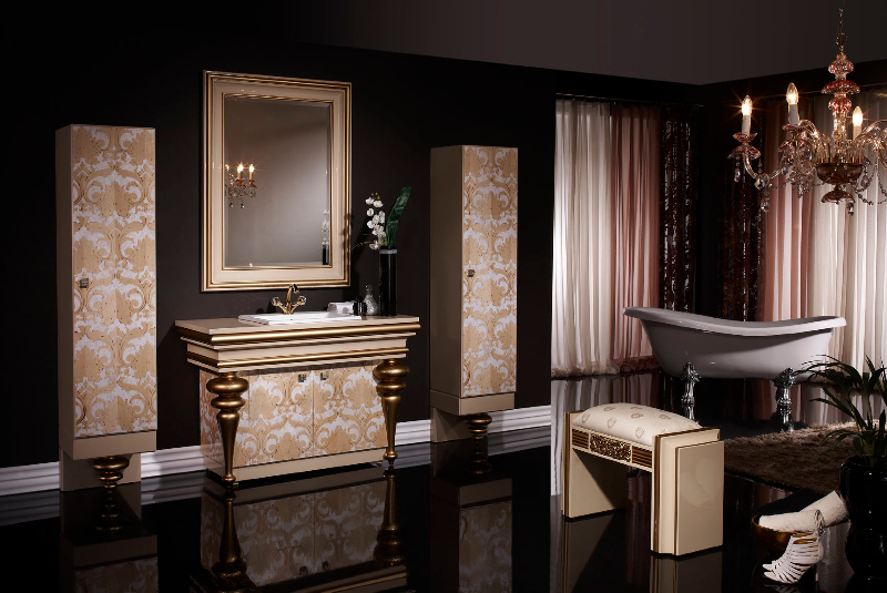 Unique Bathrooms Tend To Be The Smallest Rooms In The House  Vanity Designs Range From Those That Resemble Traditional Furniture To Sleek, Highgloss Pieces, Ms