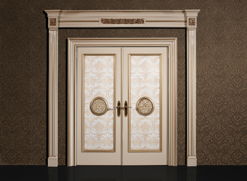 Interior design marbella traditional interior doors for Designer door design