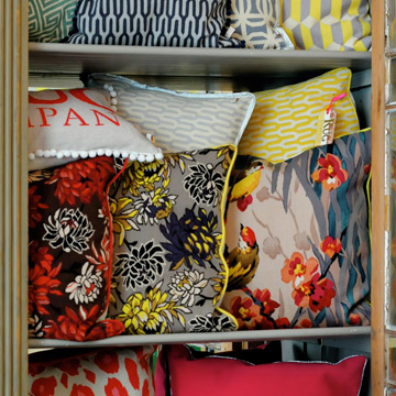 Bespoke and Designer Cushions, Marbella