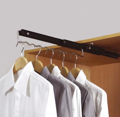 Wardrobe Hanging System