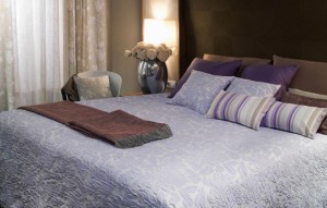 Custom made bed linen, Marbella