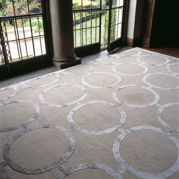 contemporary hand knotted designer rugs marbella