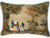 committee home cushion, soft furnishings, Marbella