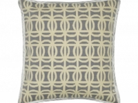 Suzanne Sharp sellarsbrook blue cushion, soft furnishings, Marbella