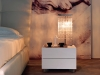 Dyno-nightstand-two-draw - available in Marbella
