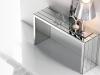 Portofino console silver - available in Marbella