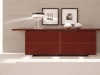 Shamal leather sideboard - available in Marbella